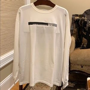 A/X Armani Exchange long Sleeve T-shirt